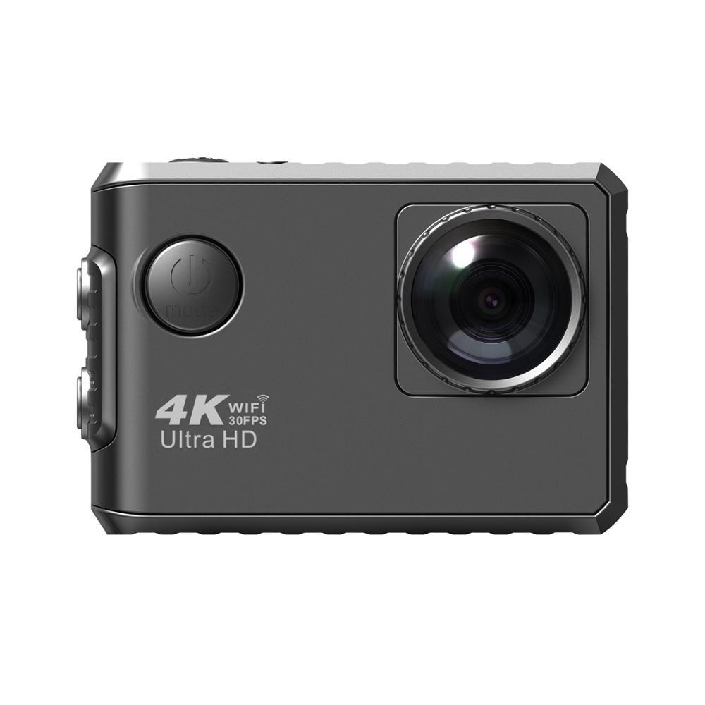 2019 original SOOCOO F500 4K WIFI Action Sports Camera Ultra HD Waterproof Underwater DV Camcorder HDMI LCD Sports Camera r25