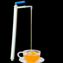 L 56CM Manual pump honey extractor honey pump honey extractors free shipping