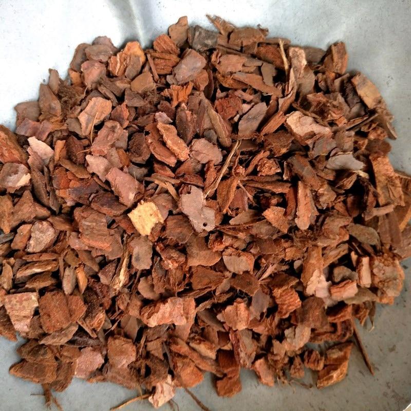100% Natural Dendrobe Orchid Plants Zymotic Pine Tree Bark Fertilizer Long Time Last 500g