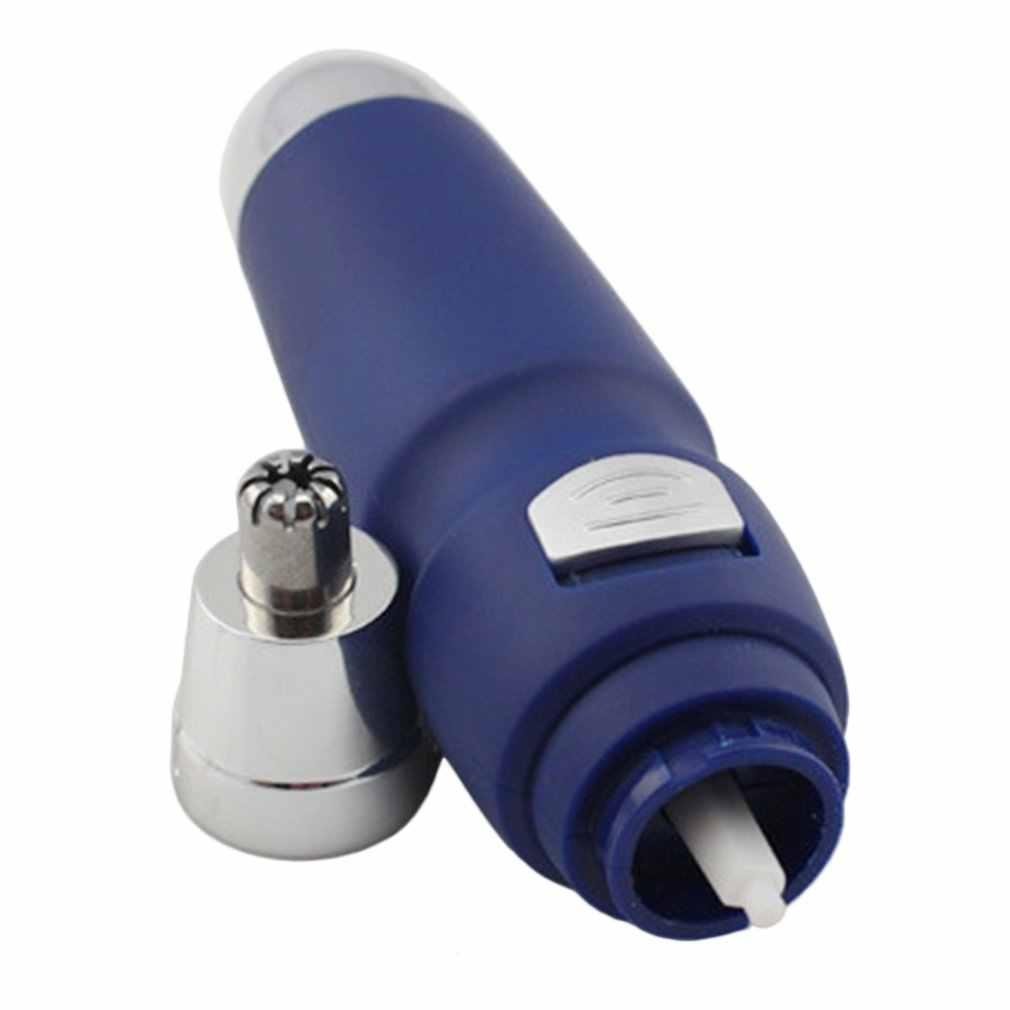 Elettrico Orecchio Naso Capelli Trimmer Shaver Clipper Cleaner Rasatura Dispositivo di Rasatura Cura Raschiando Sopracciglio Che Modella Sicuro Viso