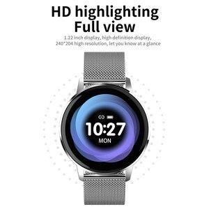 Image 2 - CYUC T4 IP67 ผู้หญิงกันน้ำ Smart Watch Heart Rate เครื่องวัดความดันโลหิต Fitness Tracker Sport smartwatch สำหรับ Android IOS