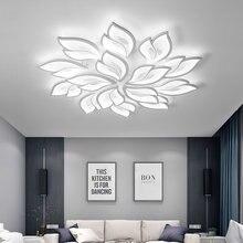 Modern Chandelier Led Ceiling Chandelier for Living Room Bedroom Led Chandelier with APP Remote Control Function Celing Lamp