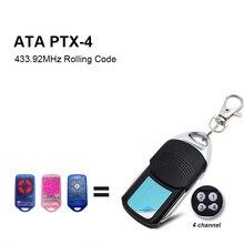 Gate-Opener Rolling-Code Garage-Door Remote-Control PTX4 ATA Gdo-4v3