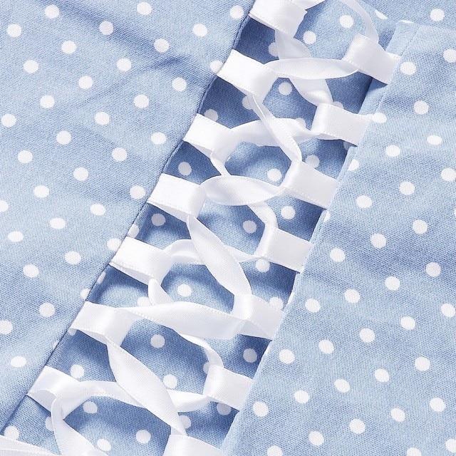 Été femmes vintage Blouse 50s bleu licou peplum haut court chemises t shirt grande grande taille pinup hauts courts