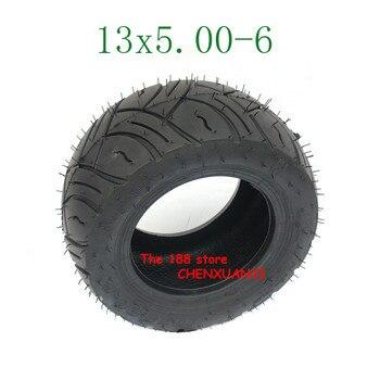 Gran oferta 2019 neumático de Go Kart 13x 5,00-6 pulgadas 6 'para Go-Kart cortacésped Scooters Llantas Les pneus neumáticos y ruedas de motocicleta