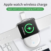Портативное зарядное устройство usb для apple watch se 6 5 4