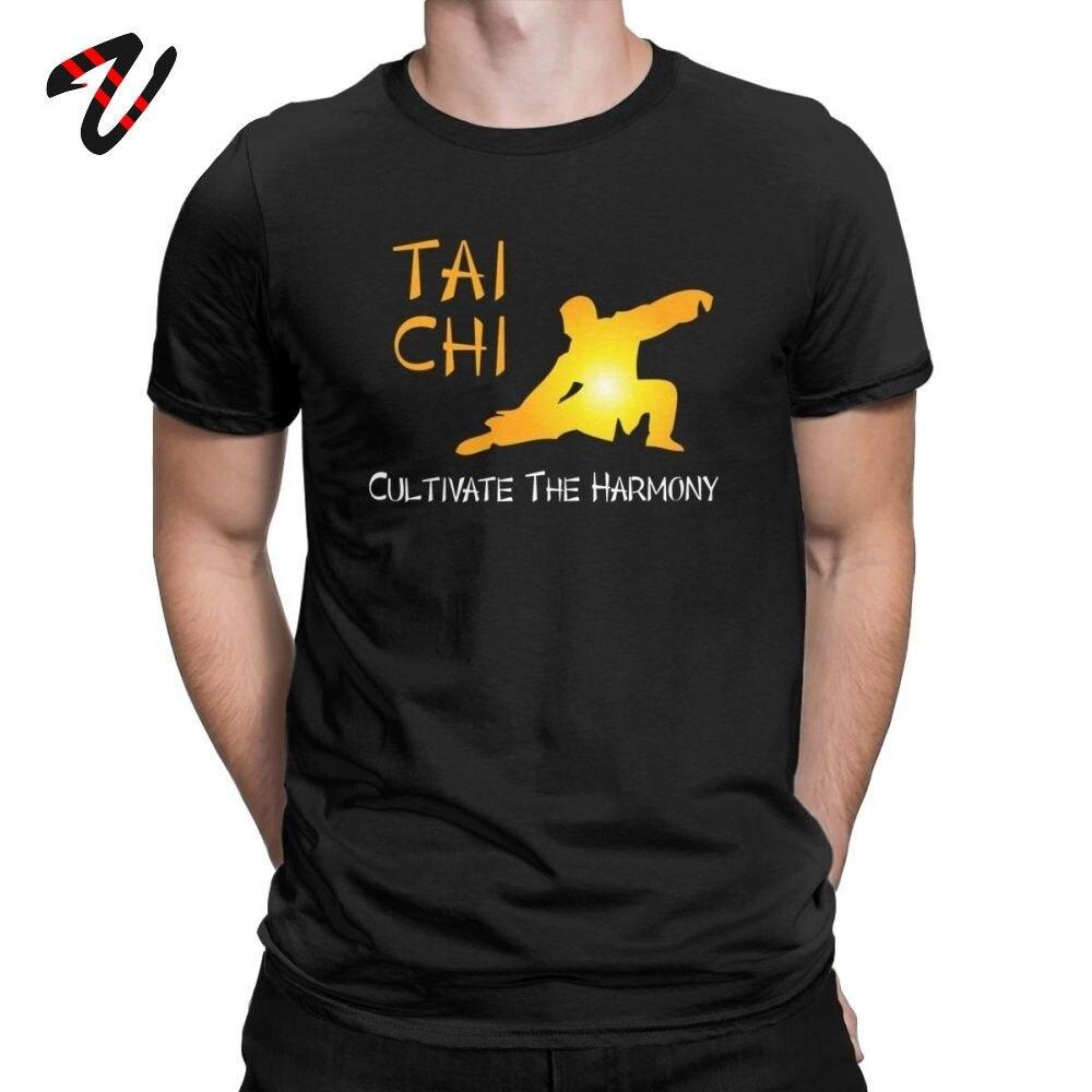 Мужская футболка в китайском стиле Tai Chi cultiate The Harmony футболки 100% хлопковые топы Уникальная футболка с вырезом лодочкой футболка с принтом Футболки on Aliexpress.com | Alibaba Group