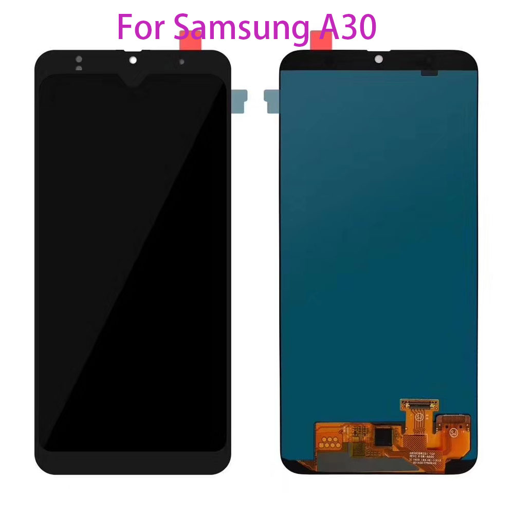 TFT For <font><b>Samsung</b></font> <font><b>galaxy</b></font> <font><b>A30</b></font> SM-A305FN/DS A305F/DS A305 <font><b>LCD</b></font> Display Touch Screen Digitizer Assembly For <font><b>Samsung</b></font> <font><b>A30</b></font> <font><b>lcd</b></font> image