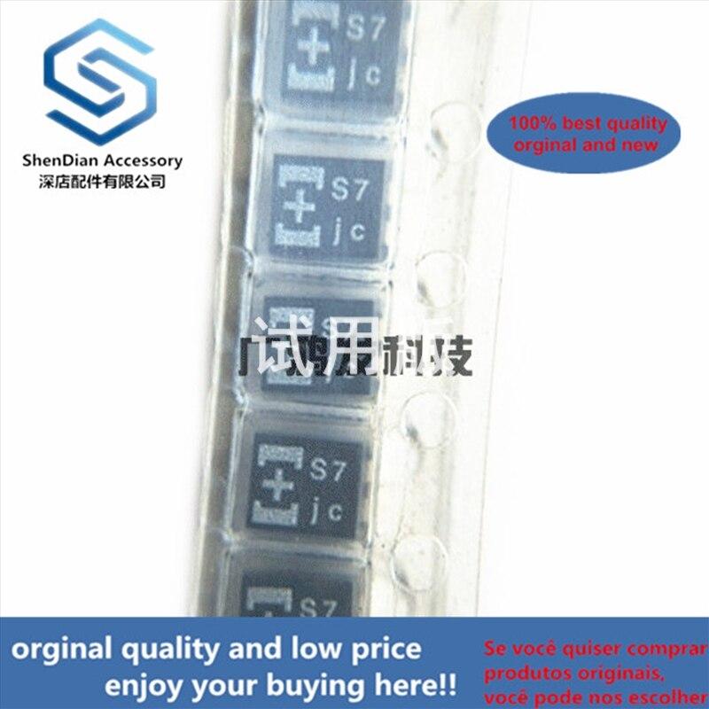 10pcs 100% Orginal New CV0J470MANANG SMD Polymer Tantalum Capacitor 6.3V47UF B Type 3528 1210