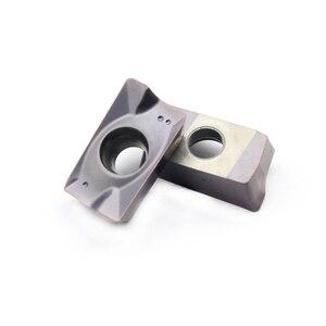 Image 4 - APMT1604 DL HP1025 Herramienta de torneado de carburo, APMT 1604, fresa, herramientas de torno, cortador de fresado, herramienta CNC APMT1604PDER