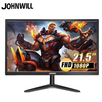21.5 Inch LCD Monitor LED FHD 1080P Screen 19 Inch HDMI VGA Gaming Monitor PC For PS3 PS4 Box Switch Raspberry Pi 16: 9 Johnwill 15 6 1920x1080 ips portable computer monitor pc hdmi ps4 xbox ps3 1080p lcd led display monitor for raspberry pi 3 b 2b laptop