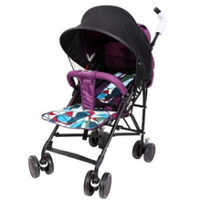 Car Tent Universal Child Pushchair UV Protection Sun Shade Kids Canopy Waterproof Easy Installation Folding For Baby Stroller