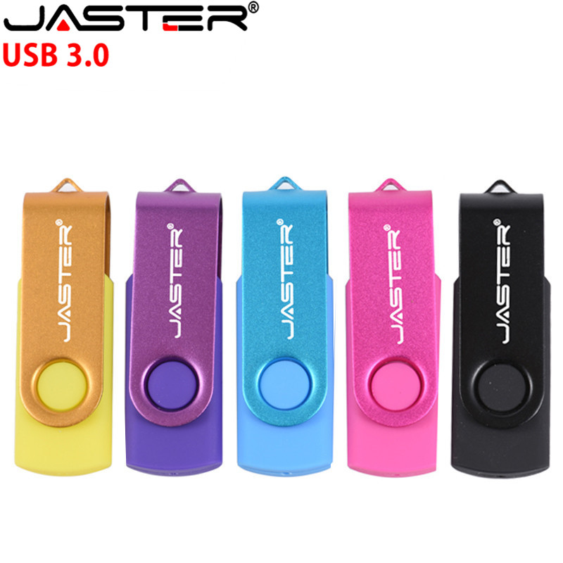 JASTER USB 3.0 Customer LOGO Smart Phone USB Flash Drive USB Flash Drive Micro USB Flash Drive Smart Phone 4GB 8GB 16GB 32GB