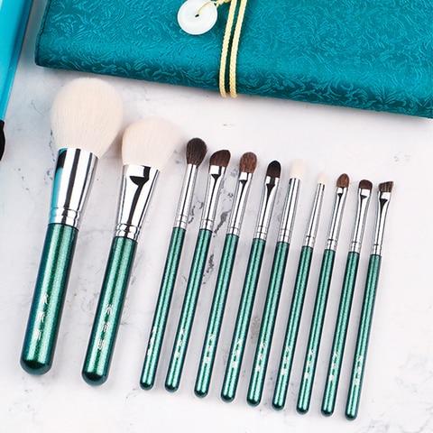 escovas de maquiagem pele natural ferramenta