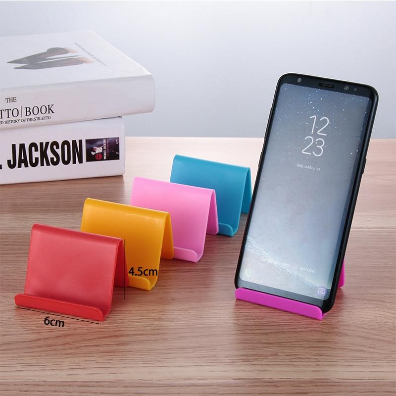 5 шт., мини портативный мобильный телефон, конфетный фиксированный держатель, товары для дома, кухонные аксессуары, украшение, телефон для Xiaomi Iphone, подставка|Подставки и держатели|   | АлиЭкспресс