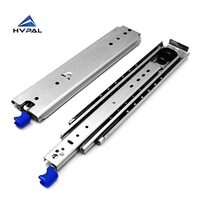 HVPAL 1500mm Locking Heavy Duty Drawer Slide Rail With Solid Ball Bearing