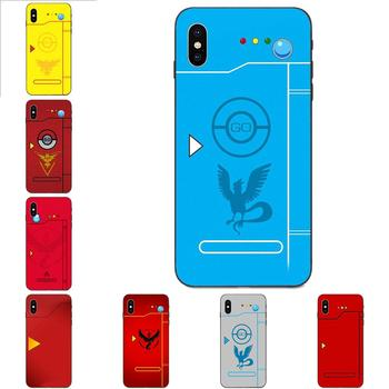 Pokedex Alt Painted Cover Style Design Phone Case For Xiaomi Redmi Note 3 3S 4 4A 4X 5 5A 6 6A 7 7A K20 Plus Pro S2 Y2 Y3 image