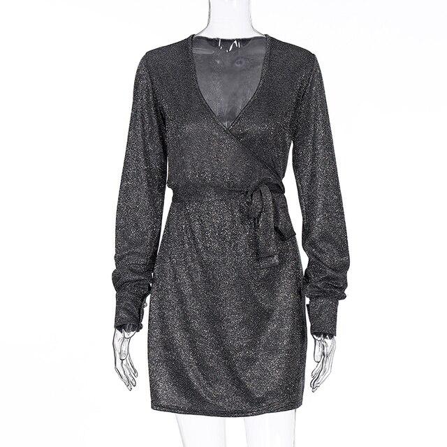 Dámske sexy mini šaty Legea