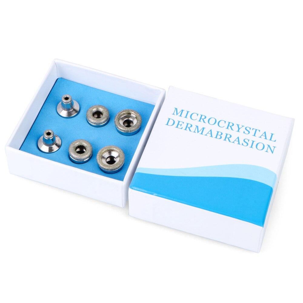 Diamond Microdermabrasion Dermabrasion 6 TIPS Filter Tips For Machine