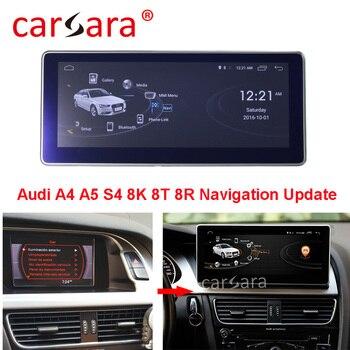 Au di A4 A5 2009-2016 رئيس وحدة مشغل ديفيدي نظام راديو السيارة شاشة تعمل باللمس أندرويد 2G RAM الملاحة مراقب