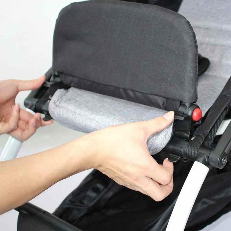 Akcesoria do wózka dziecinnego do Babyzenes Yoyo Yoya Yuyu wózek do wózka dziecięcego wózek dziecięcy 21cm stopka do wózka teleskopowego