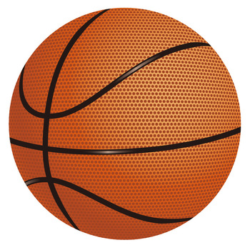 this is one of the 1000 piece jigsaw puzzles. This is of a Basketball