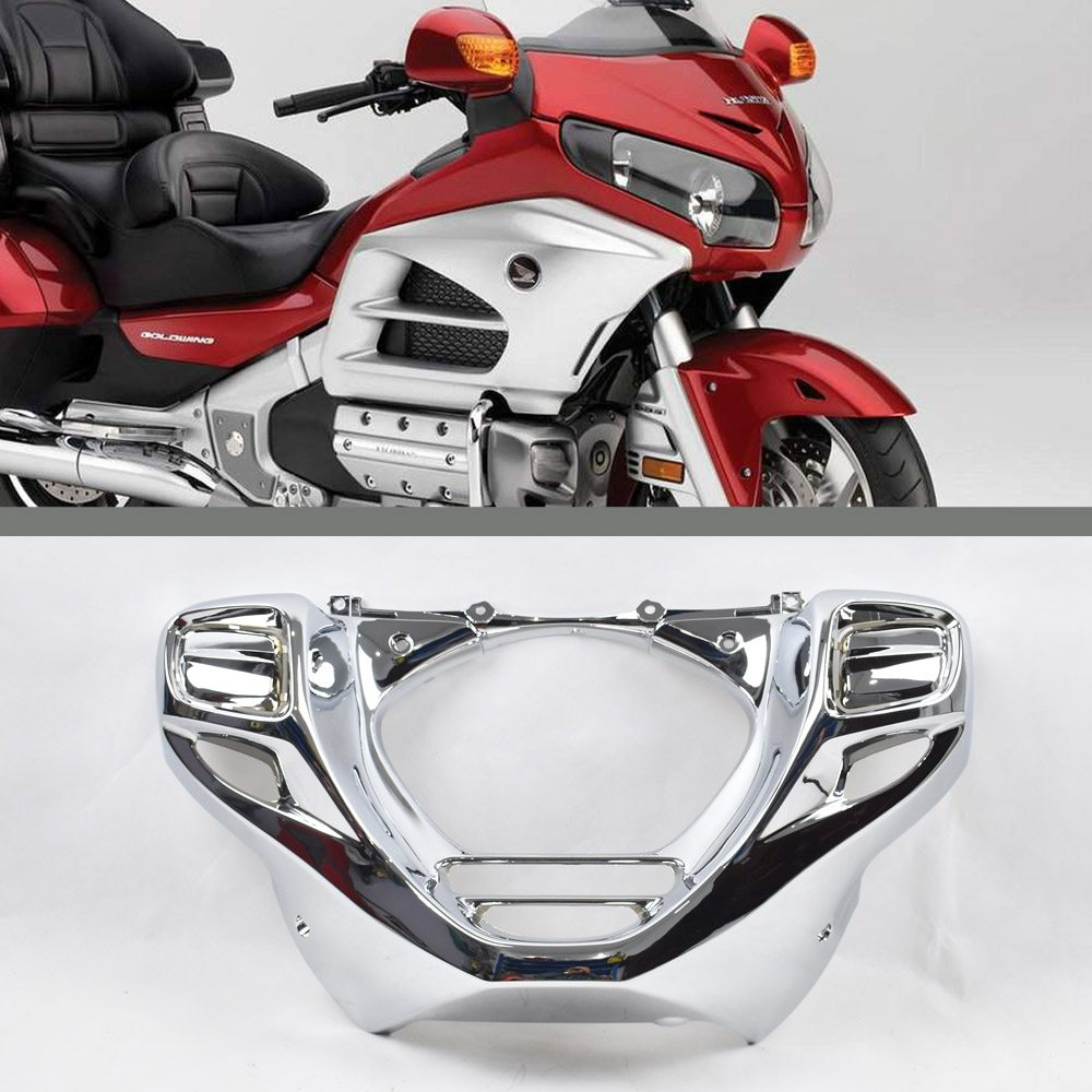 Chrome Fuel Door Accent//Trim Honda GL1500 Gold Wing 1500 Goldwing