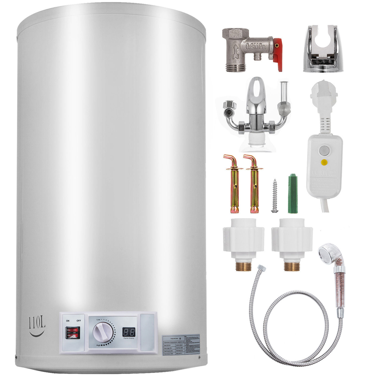 2KW 40-110L Electric HOT Water ...