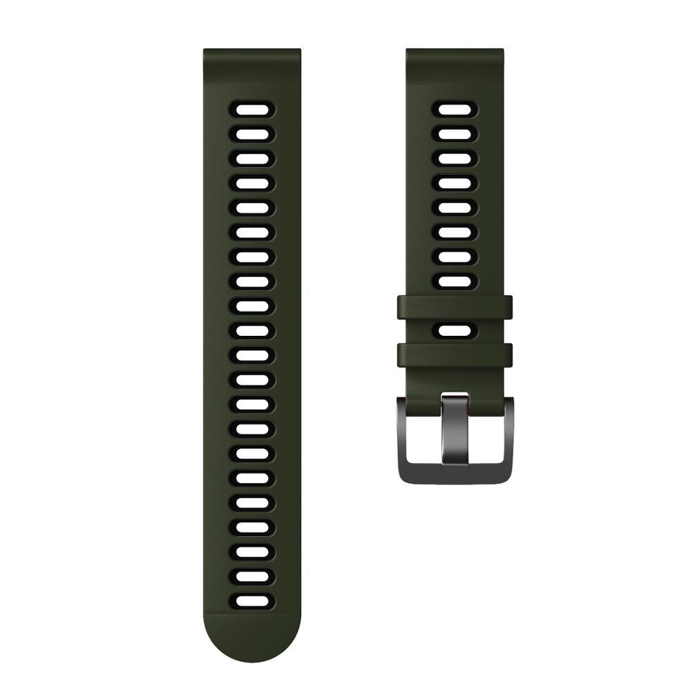 Pulseira de Pulso de Silicone para Polargritx Pulseira de Relógio Polar Grit Inteligente Acessórios Substituíveis x