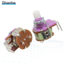 Dimmer-Switch Potentiometer with 2-Pins Reading-Light B500K Table-Lamp Desk Dimmable