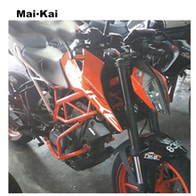 MAIKAI For KTM DUKE 390 KTM390 Duke390 2013-2016 Crash Bar Engine Guard Bumpers Protector Falling Protection