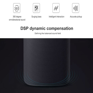 Image 2 - Original Xiaomi Xiaoai HD bluetooth Smart Speaker AI Bass 30W Subwoofer Music Player 360 Degree Surround Stereo Mic Subwoofer