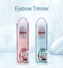 4Pcs/Set Eyebrows Razor Women Eyebrow Blade Safe Facial Hair Remover Trimmer Sharp Knife Makeup Too