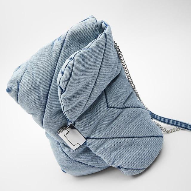 Luxury designer jeans bags  for women  2