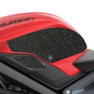 Image 5 - KSHARPSKIN Fuel tank grip motorcycle sticker Fuel tank side protection decal for TRIUMPH DAYTONA 675 ABS 675R STREET TRIPLE