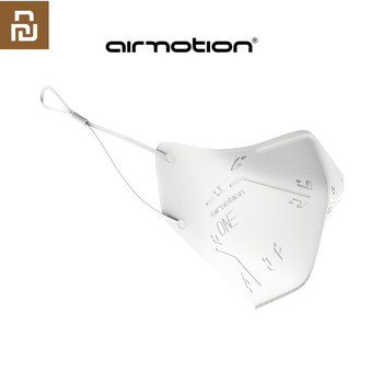 Youpin airmotion the ultra breathable protective mask Mouth Cover Filter Dustproof  Pm2.5 Particulate Respirator