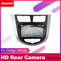 ZaiXi android car dvd gps multimedia player For Dodge Attitude 2011 2013 car dvd navigation radio video audio player Navi Map