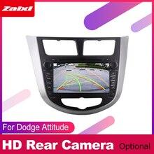 ZaiXi android car dvd gps multimedia player For Dodge Attitude 2011-2013 car dvd navigation radio video audio player Navi Map