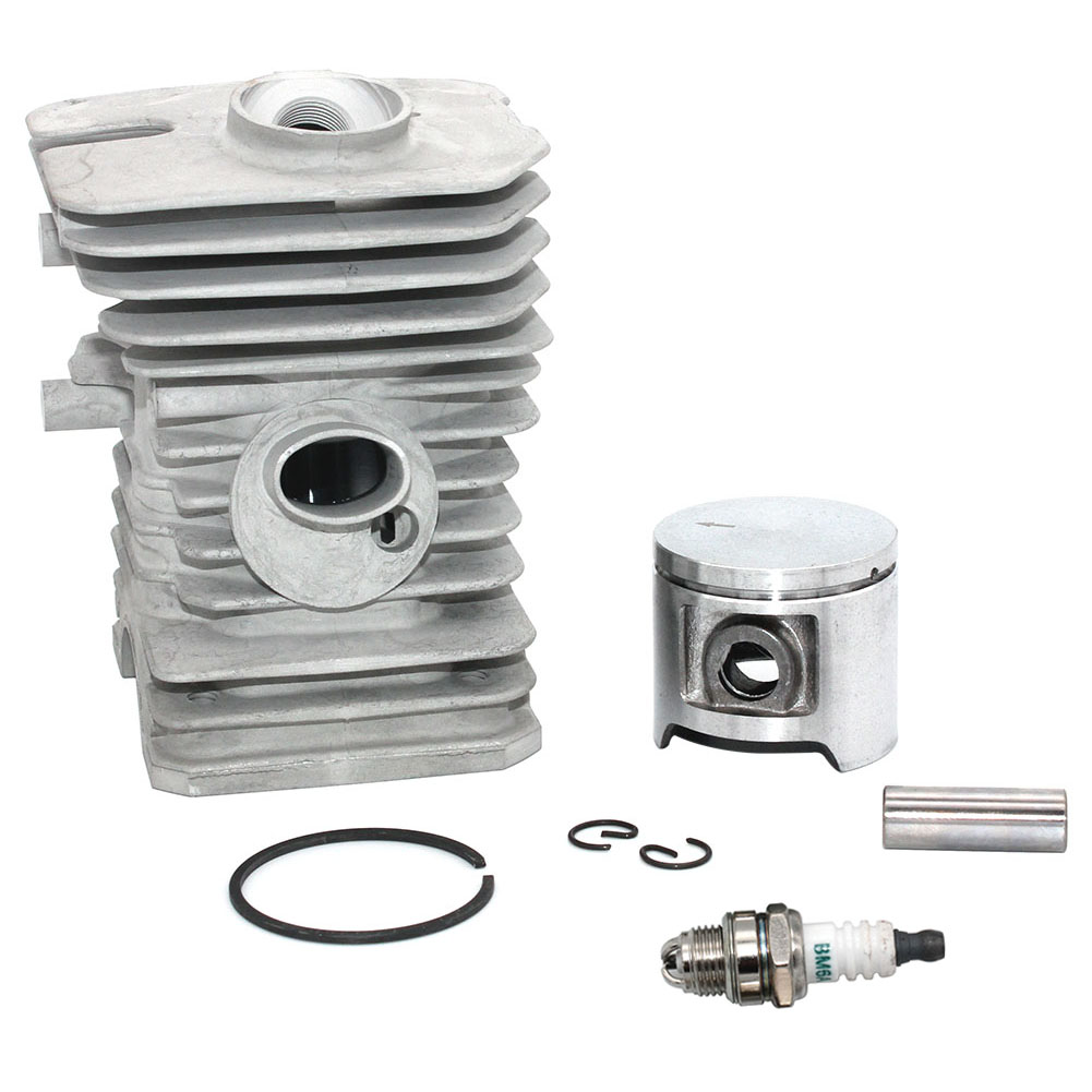 Cylinder Piston Kit for Partner 490 510CCS Chainsaw 503625502