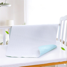 Baby Changing Pads 5 Layers Newborn Changing Mat Covers Waterproof Changing Mat For Crib Diaper Reusable Durable