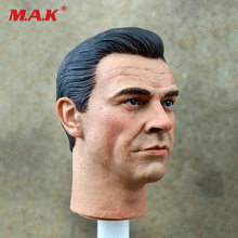 1/6 Scale James Bond Headplay Sean Connery Head Sculpt 12 Action Figure Collection Toys Gift