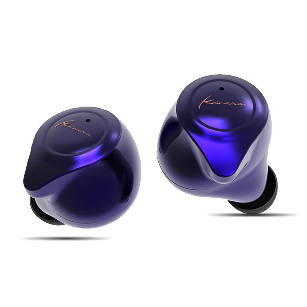 KINERA YH623 TWS In Ear Monitor Earphones True Wireless Bluetooth 5.0 Noise-Cancellation Earbuds HIFI DJ Earphone Earbuds