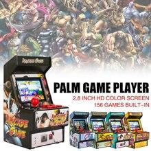 16 bits portable couleur écran HD joueur Joystick développement jouet rétro Parent-enfant amusant 156 jeux Mini intellectuel Console de jeu