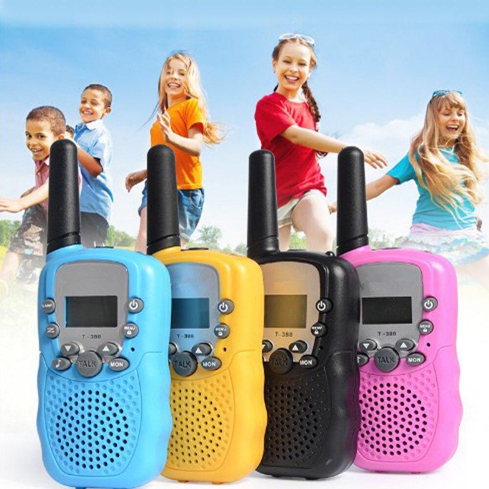 2 unids/set Walkie Talkie portátil de dos vías Walkie Talkies Mini transceptor juguetes interactivos para niños regalo de cumpleaños Mochila de colegio ortopédica Delune para niños, niños, coches de tracción de cuatro ruedas, Mochila con impresión de velocidad SUV, Mochila Infantil de grado 1-5 verde