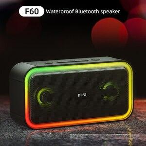 Bluetooth-Колонка MIFA F60 с усилителем класса D, 40 Вт
