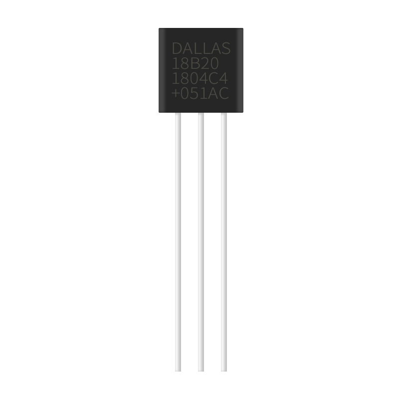 10pcs/lot <font><b>DS18B20</b></font> 18B20 TO-92 Digital Thermometer Sensor image