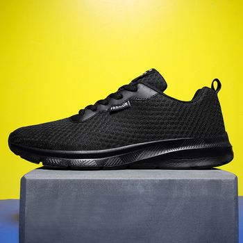 Men Casual Shoes Lace up Shoes Lightweight Comfortable Breathable Walking Sneakers Running Shoes for Men Tenis Feminino Zapatos 2020 men shoes spring autumn running sneakers lace up comfortable casual sports shoes men lightweight walking breathable shoes