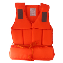 1PC Univesal Children Adult Life Vest Jacket Swimming Boating Beach Outdoor Survival Aid Safety