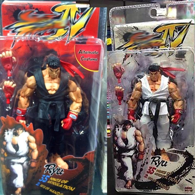 Street Fighter IV Action Figures 18cm 1