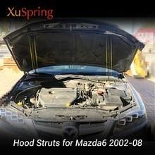 רכב מנוע אביב הלם יתד ברים מוט הידראולי גז הלם מנחת עבור Mazda6 מאזדה 6 2002 2003 2004 2005 2006 2007 2008